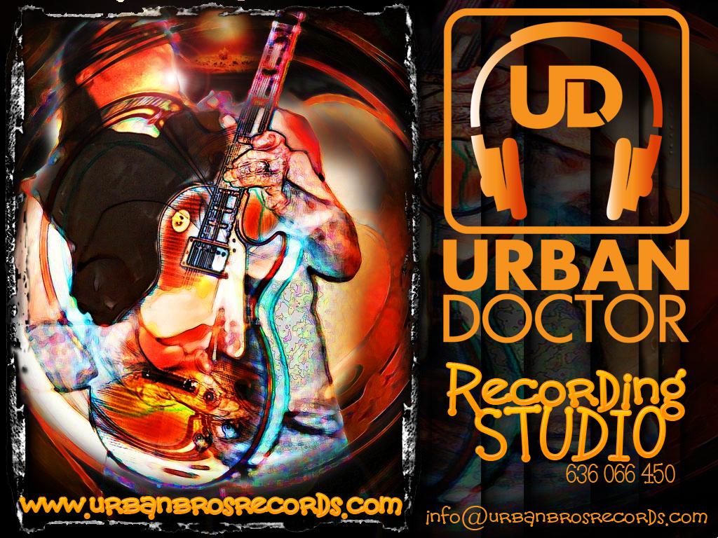 URBAN BROS RECORDS STUDIO